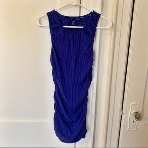 Calvin Klein Royal Blue Tunic Dress
